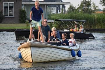 Barbecue en varen