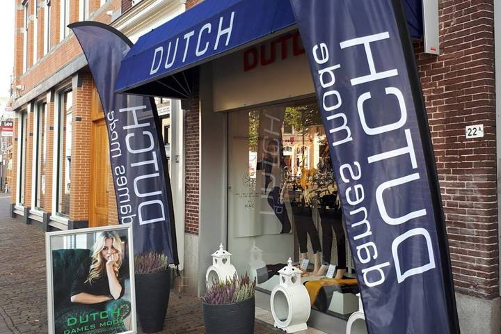 Dutch damesmode