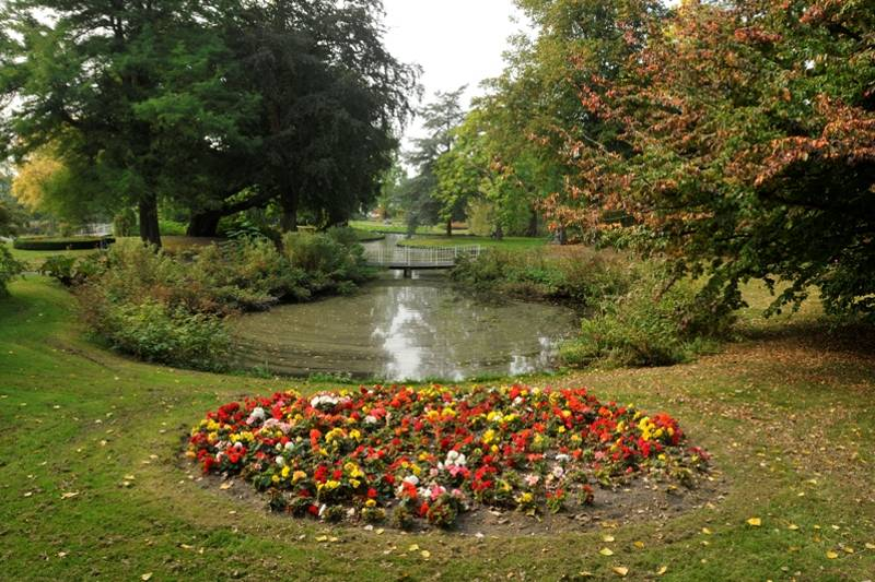 Engelse Landschapsstijl Tuin : Tuinen en parken in sneek